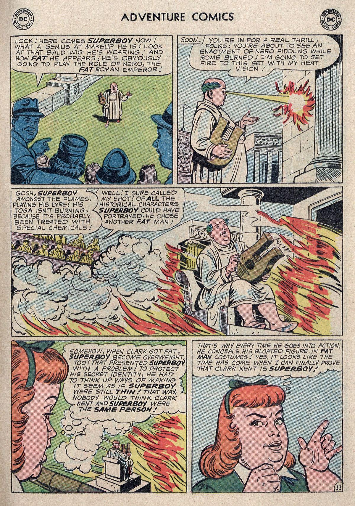Read online Adventure Comics (1938) comic -  Issue #298 - 13