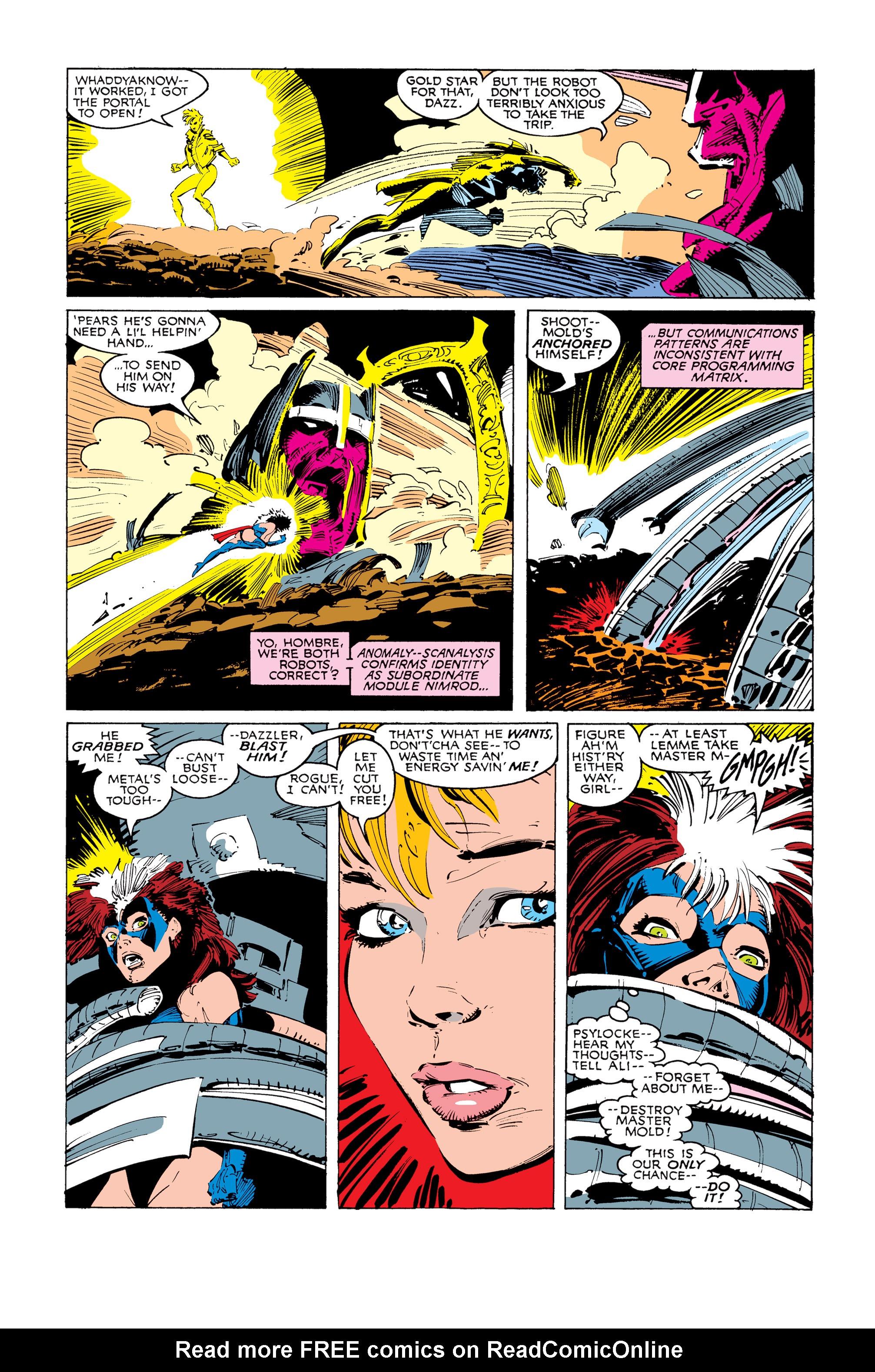 Read online Uncanny X-Men (1963) comic -  Issue #247 - 19