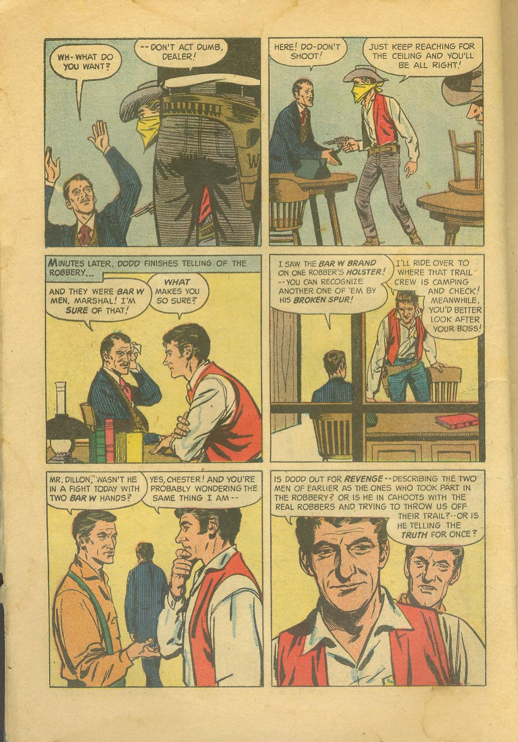 Four Color Comics issue 769 - Page 6