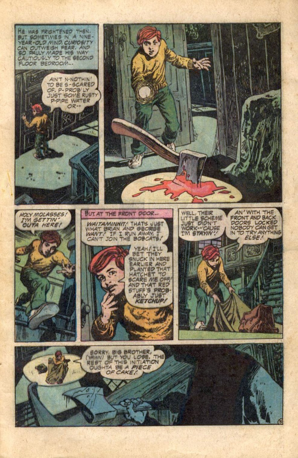 House of Secrets (1956) issue 126 - Page 5