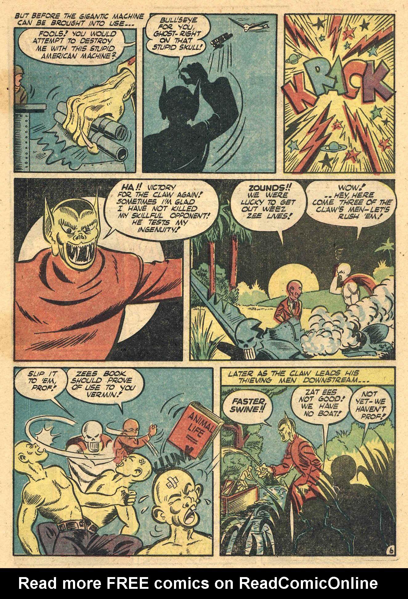 Daredevil (1941) issue 16 - Page 37