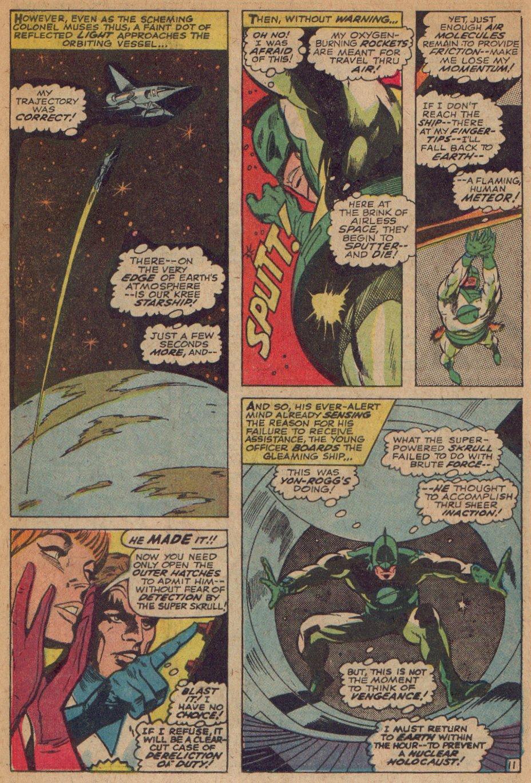Captain Marvel (1968) Issue #3 #3 - English 12