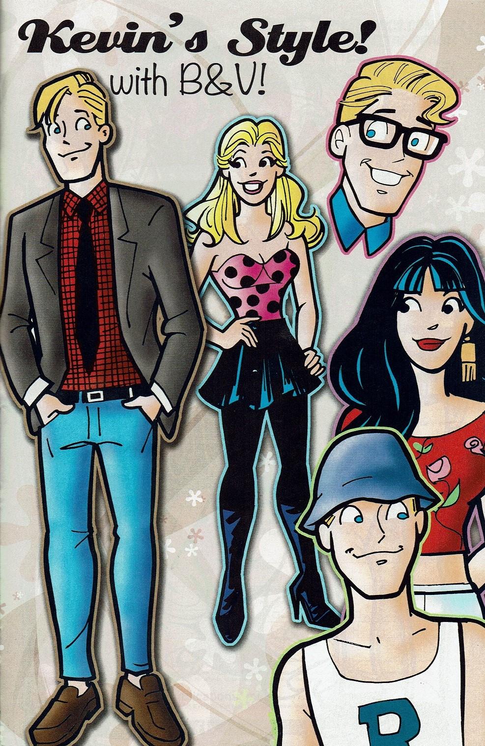 Read online Kevin Keller comic -  Issue #10 - 32