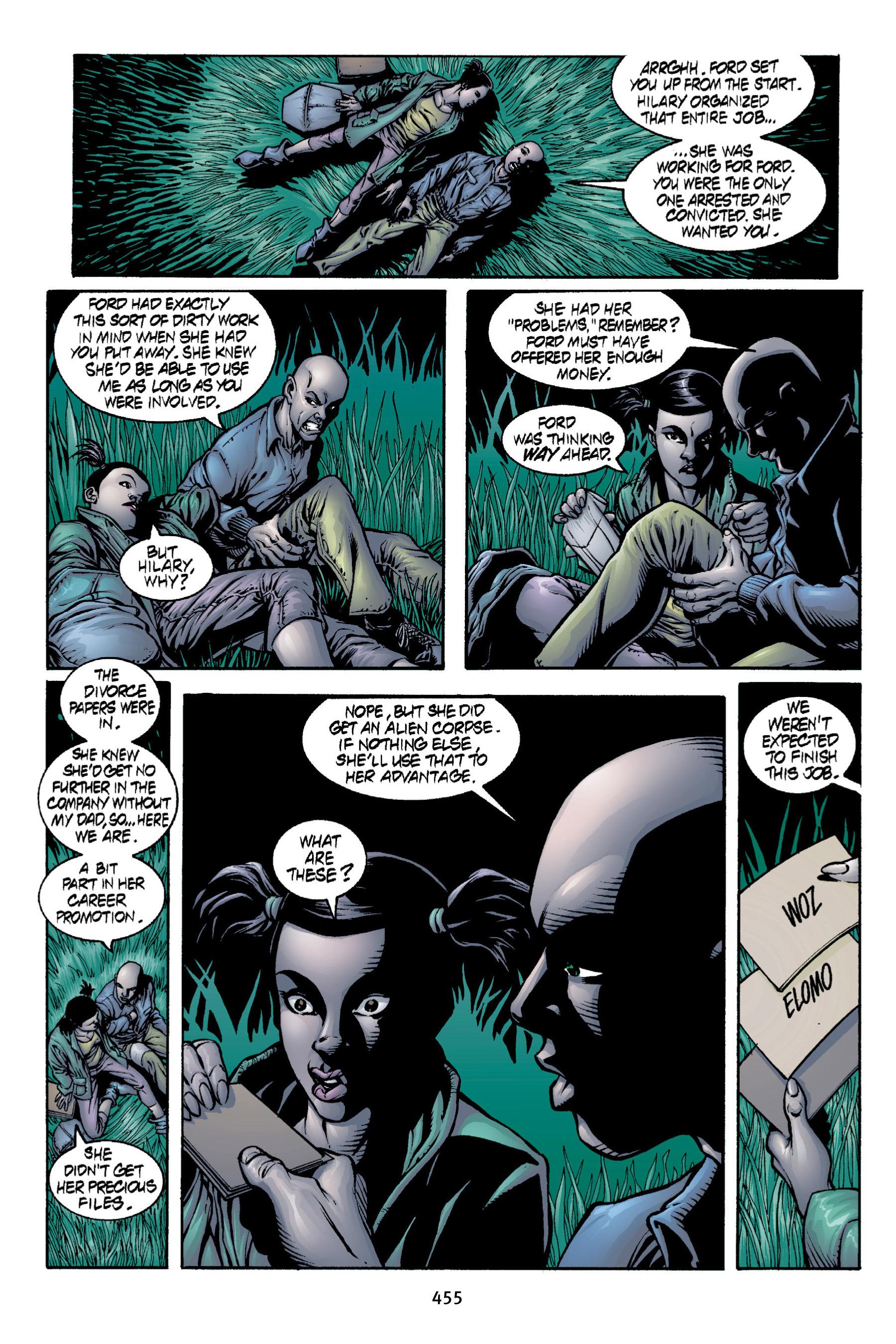 Read online Aliens vs. Predator Omnibus comic -  Issue # _TPB 2 Part 4 - 117