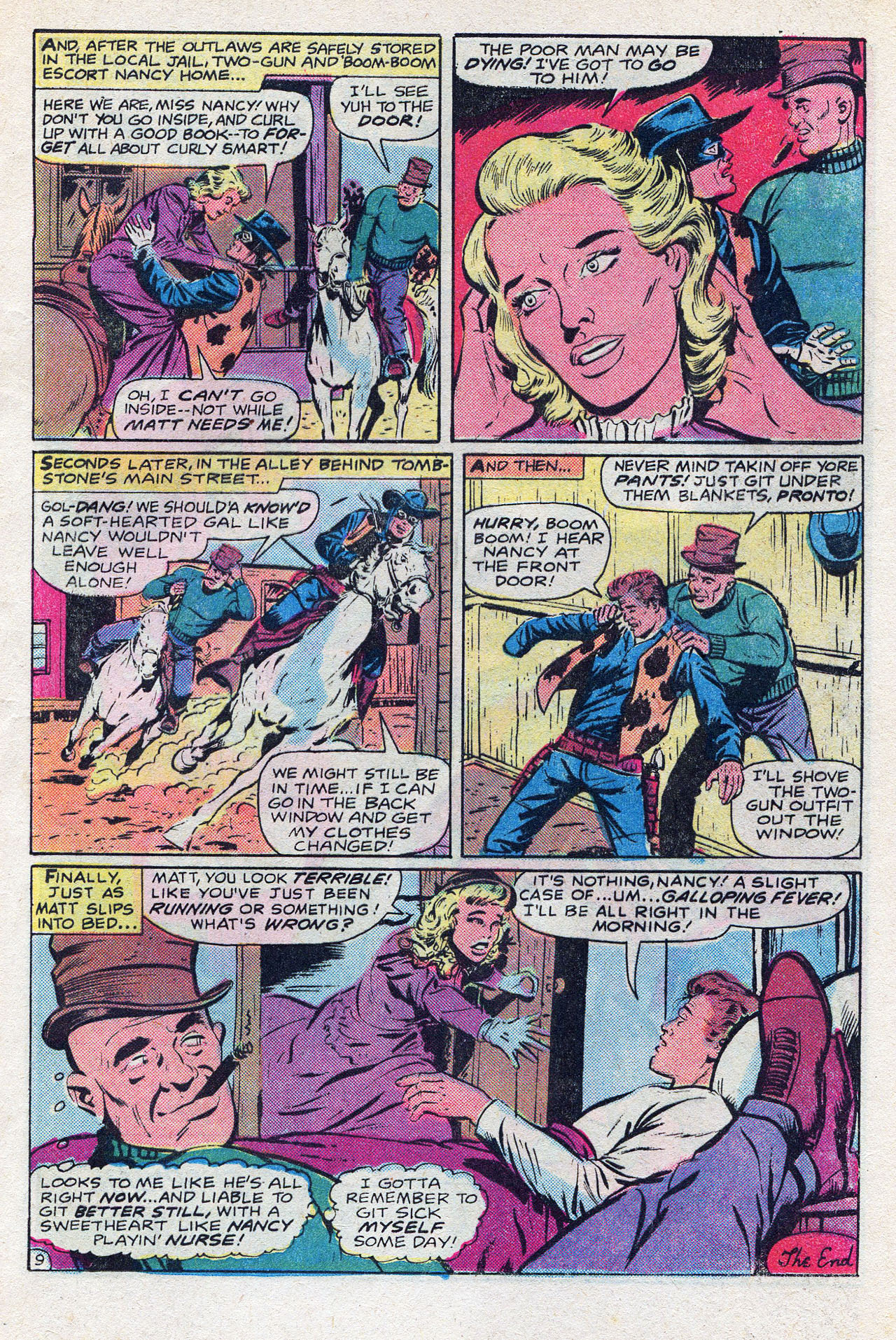 Read online Two-Gun Kid comic -  Issue #128 - 17