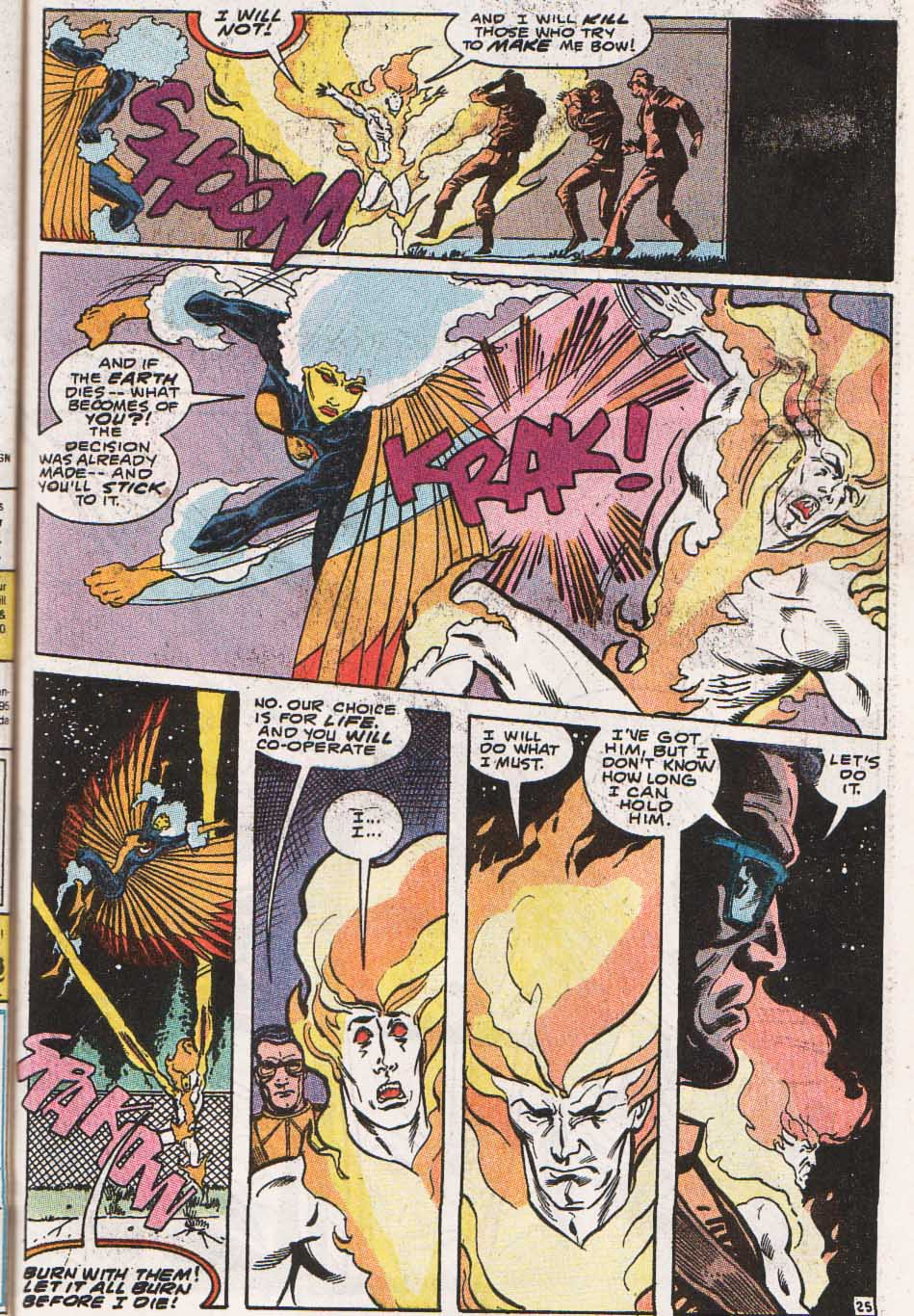 Firestorm, the Nuclear Man Issue #100 #36 - English 26