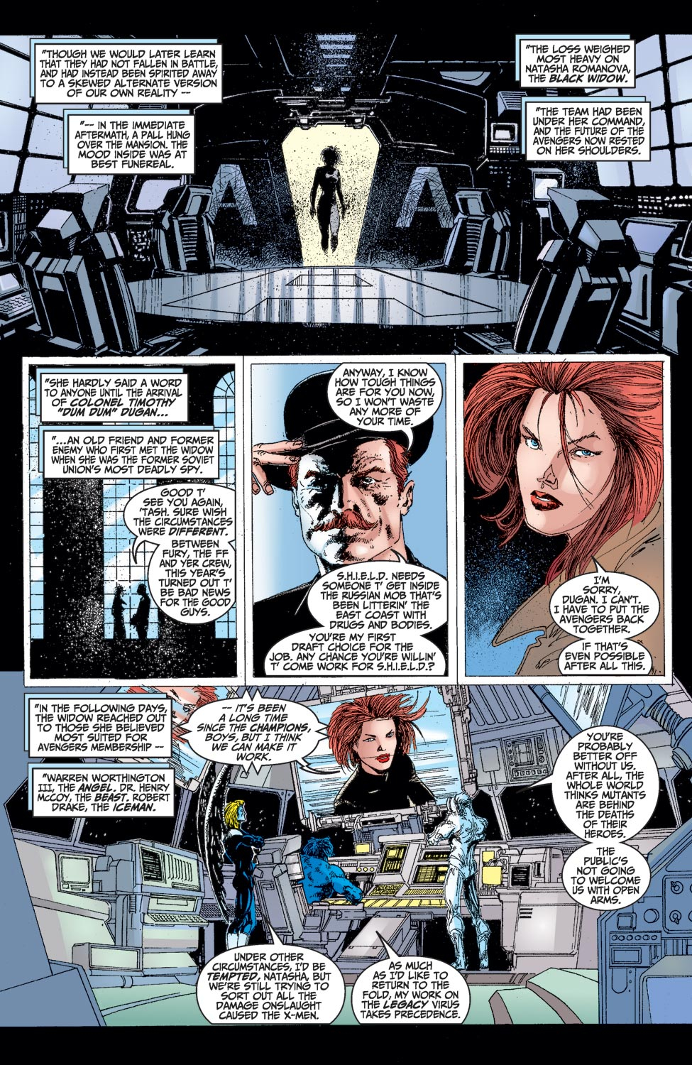 Avengers (1998) issue _Annual_1 - Page 12