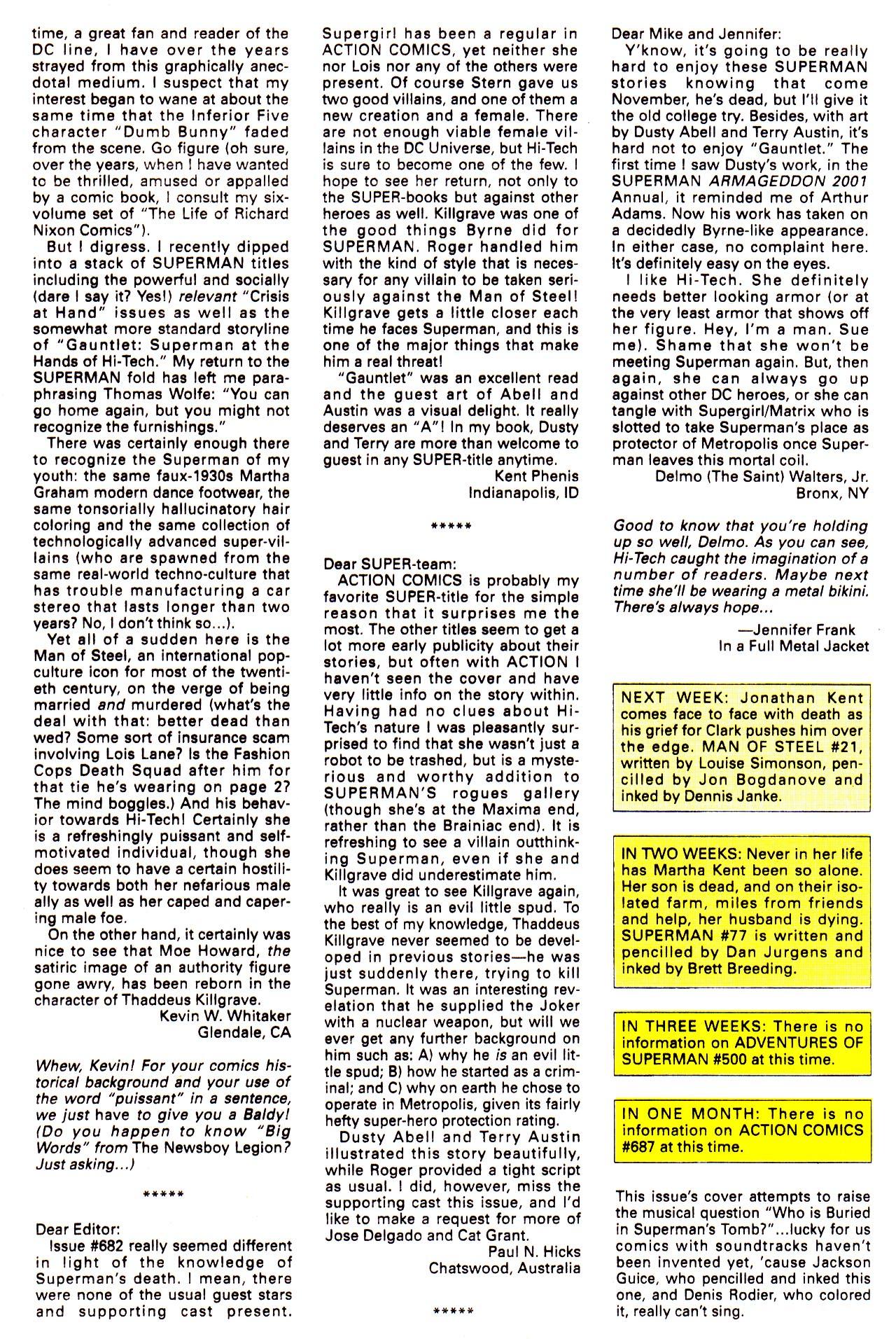 Action Comics (1938) 686 Page 31