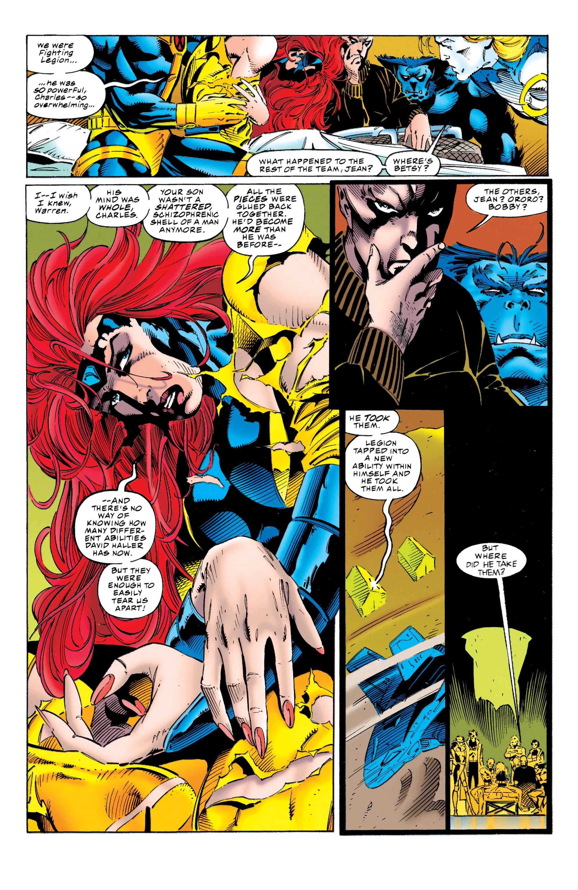 X-Men (1991) 40 Page 7