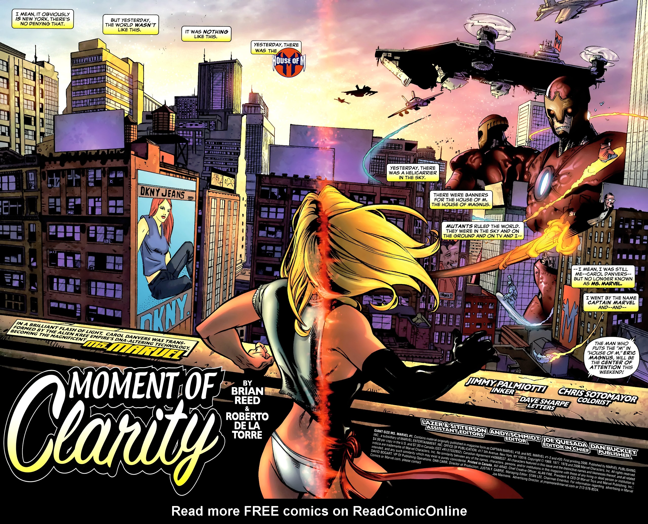 Read online Giant-Size Ms. Marvel comic -  Issue # Full - 3