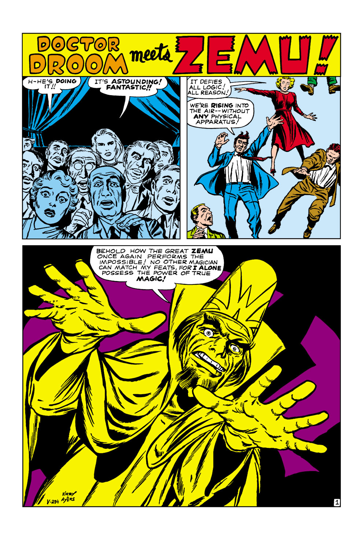 Read online Amazing Adventures (1961) comic -  Issue #3 - 22