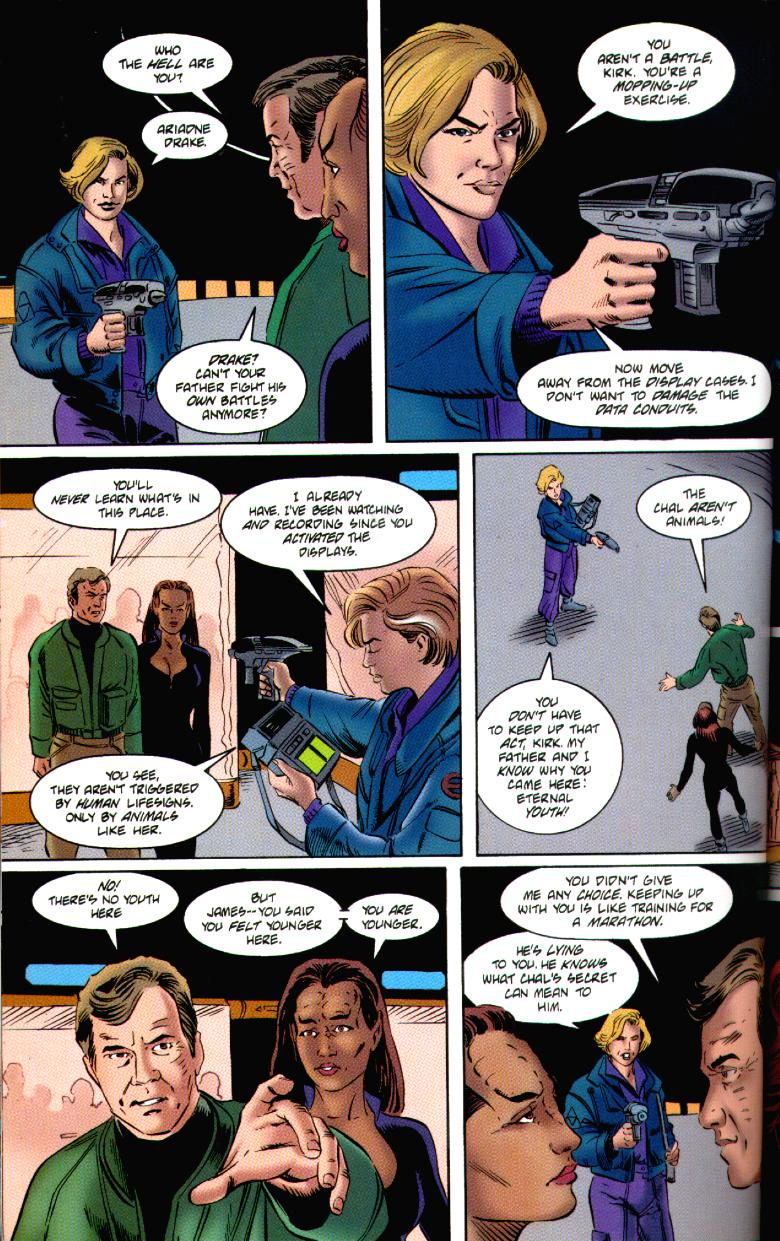 Read online Star Trek: The Ashes of Eden comic -  Issue # Full - 81