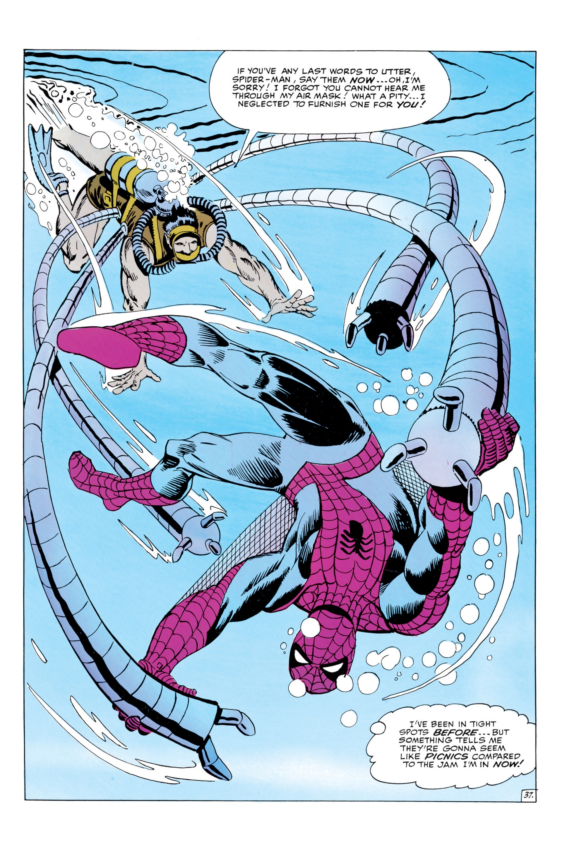 The Amazing Spider-Man (1963) _Annual_1 Page 37