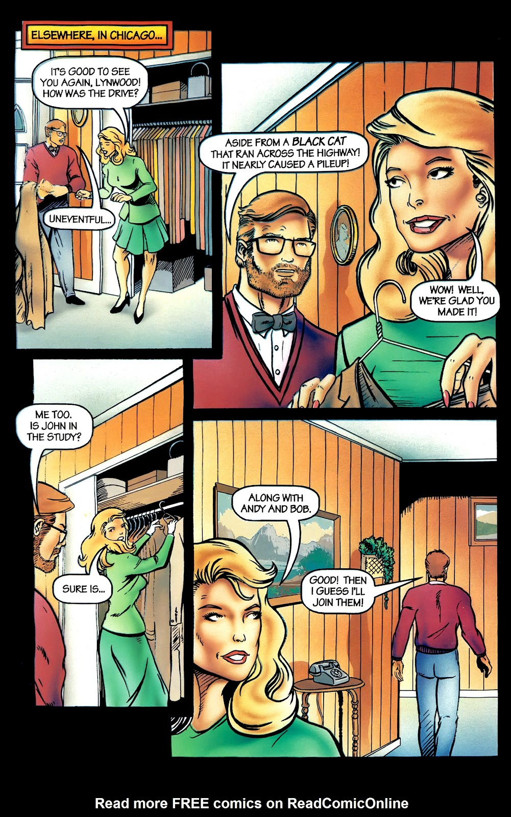 Read online Perg comic -  Issue #4 - 17