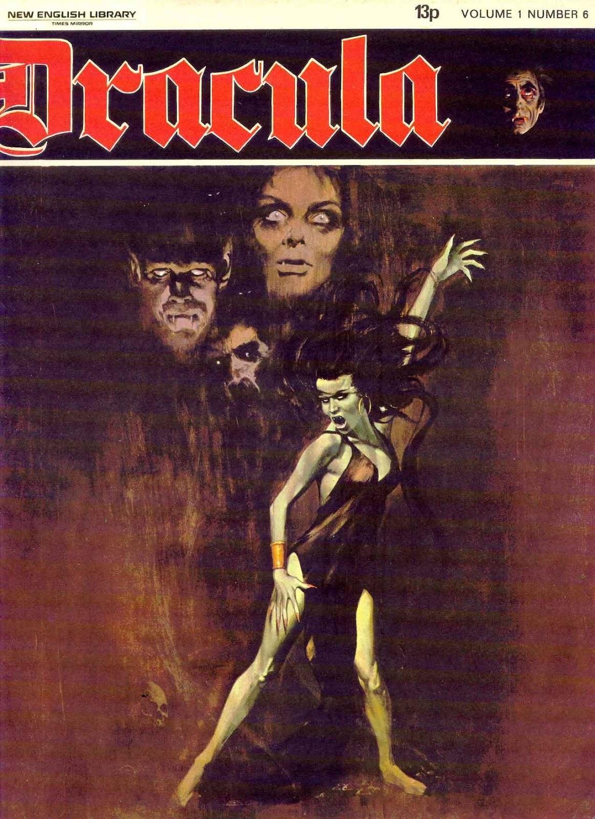 Dracula (1971) 6 Page 1