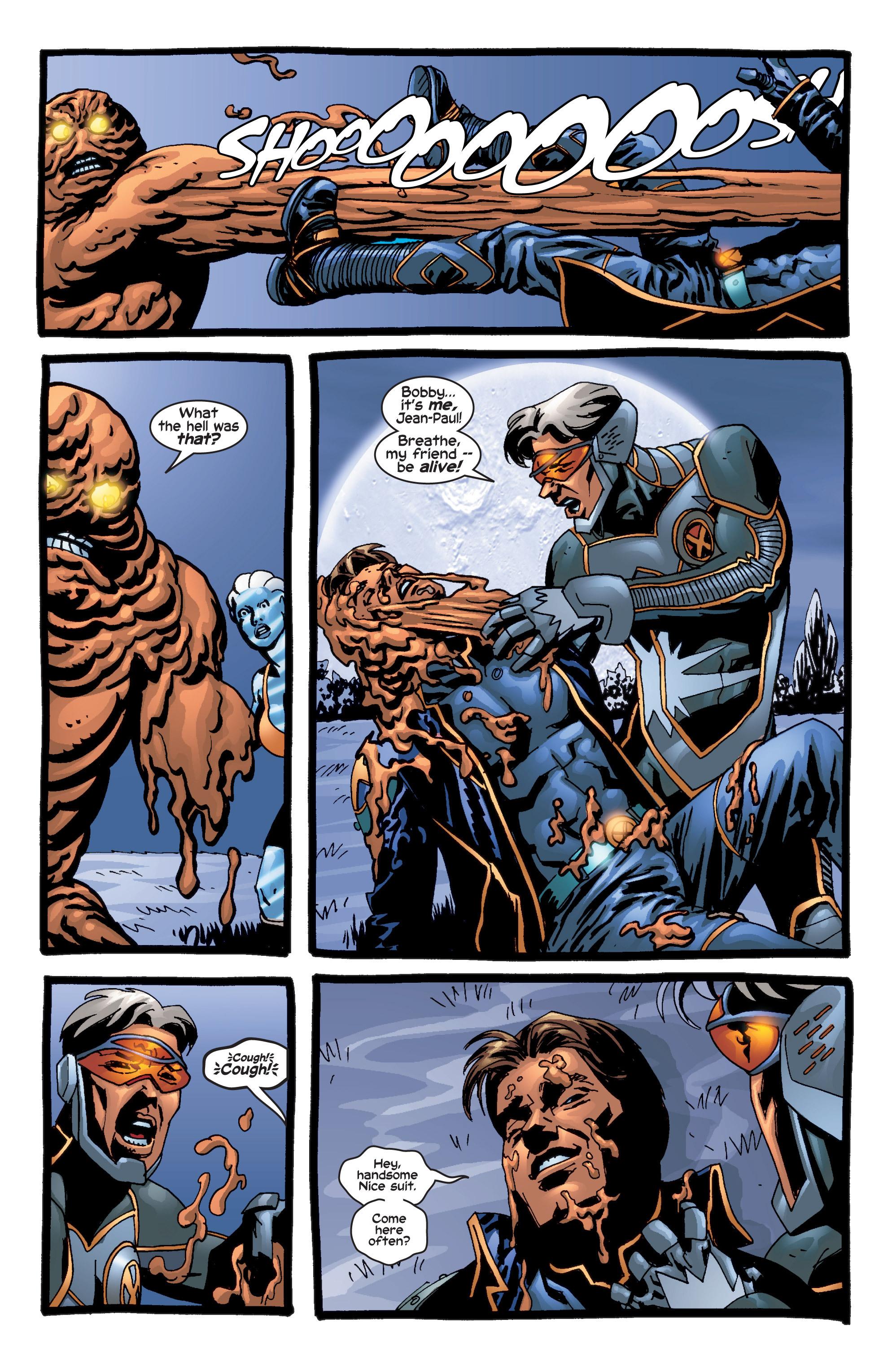 Read online Uncanny X-Men (1963) comic -  Issue #415 - 20