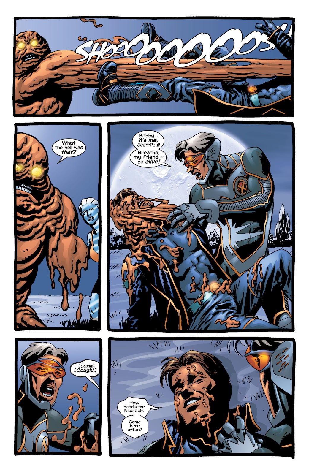 Uncanny X-Men (1963) issue 415 - Page 20