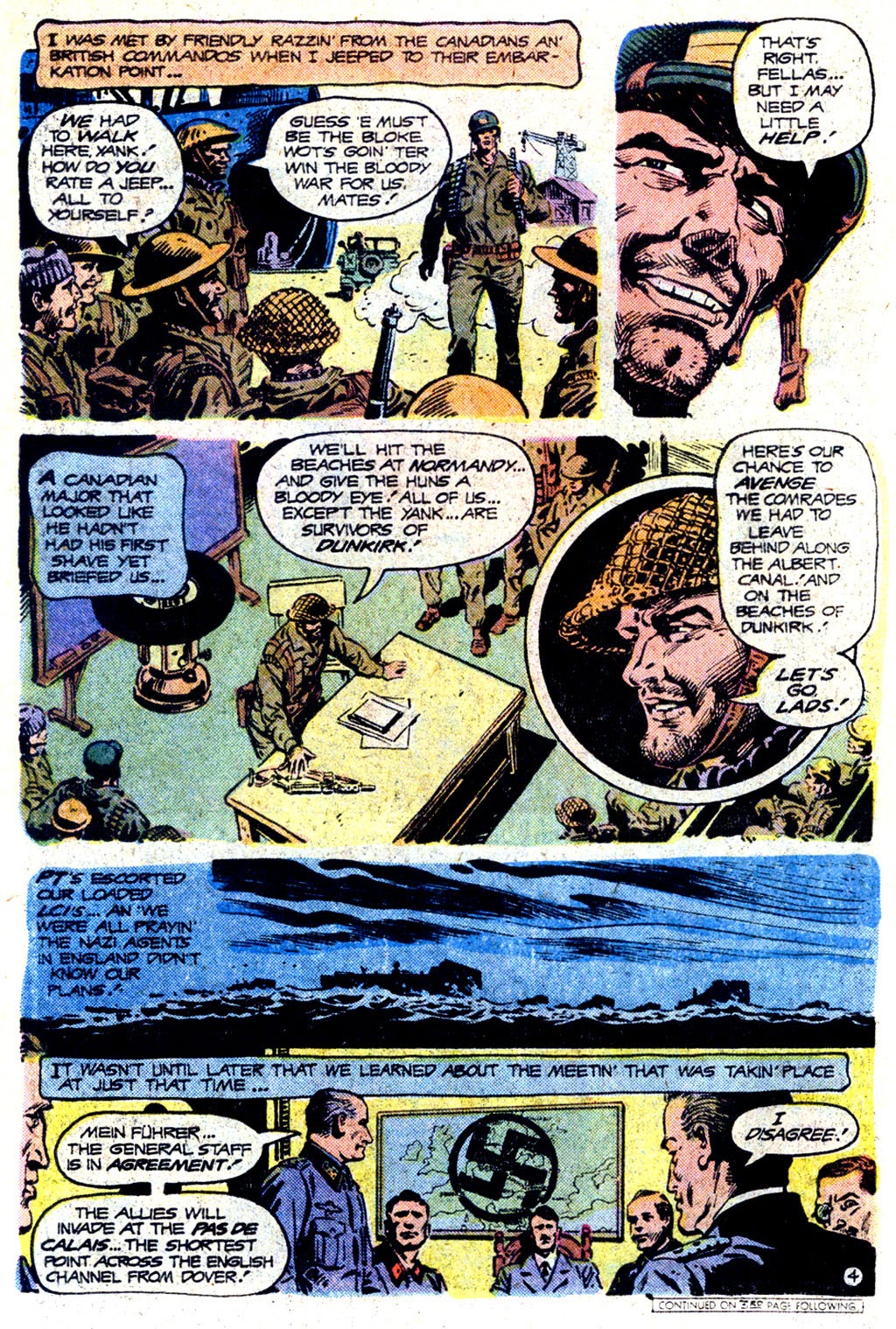 Read online Sgt. Rock comic -  Issue #339 - 5