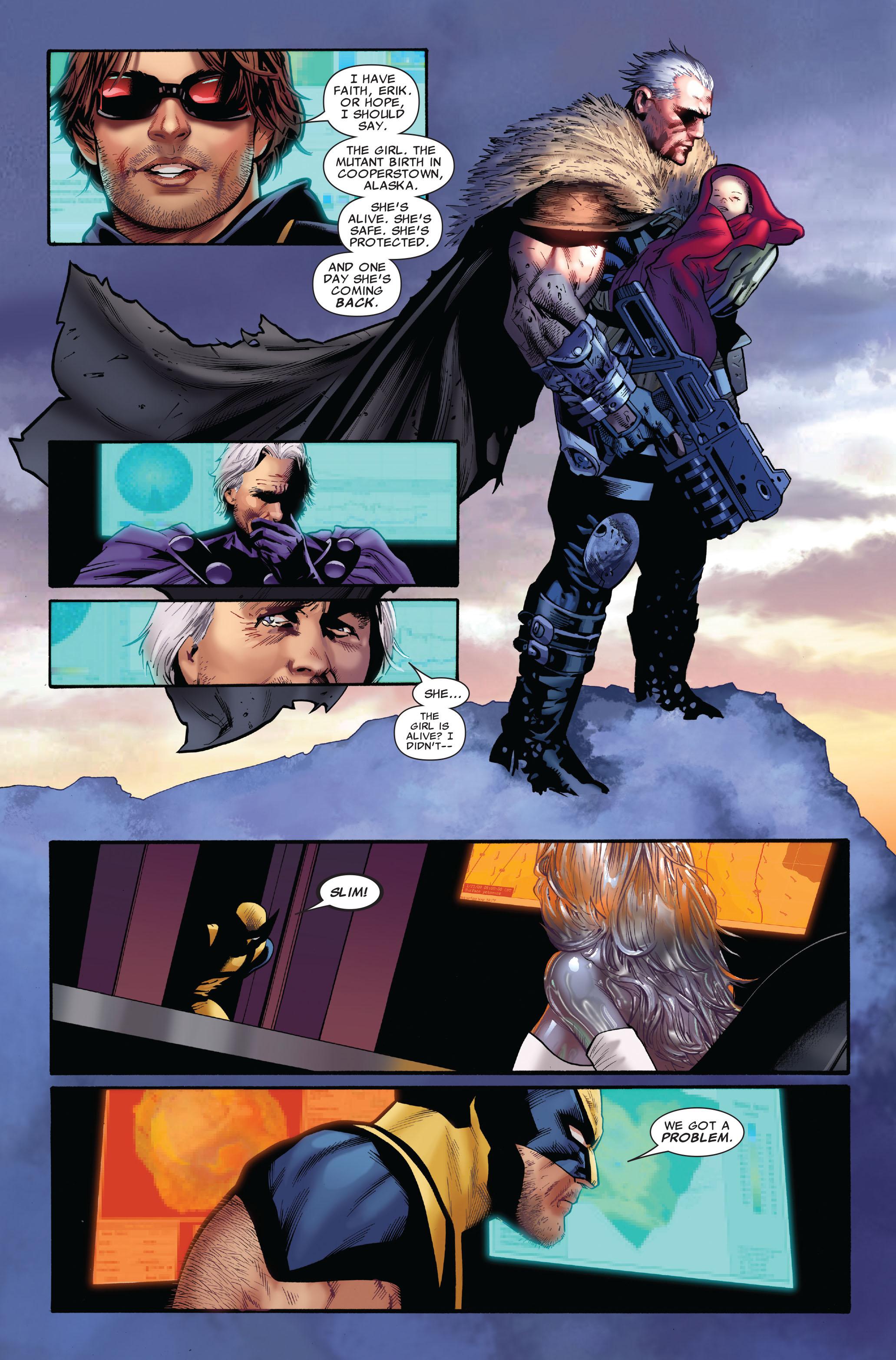 Read online Uncanny X-Men (1963) comic -  Issue #516 - 20