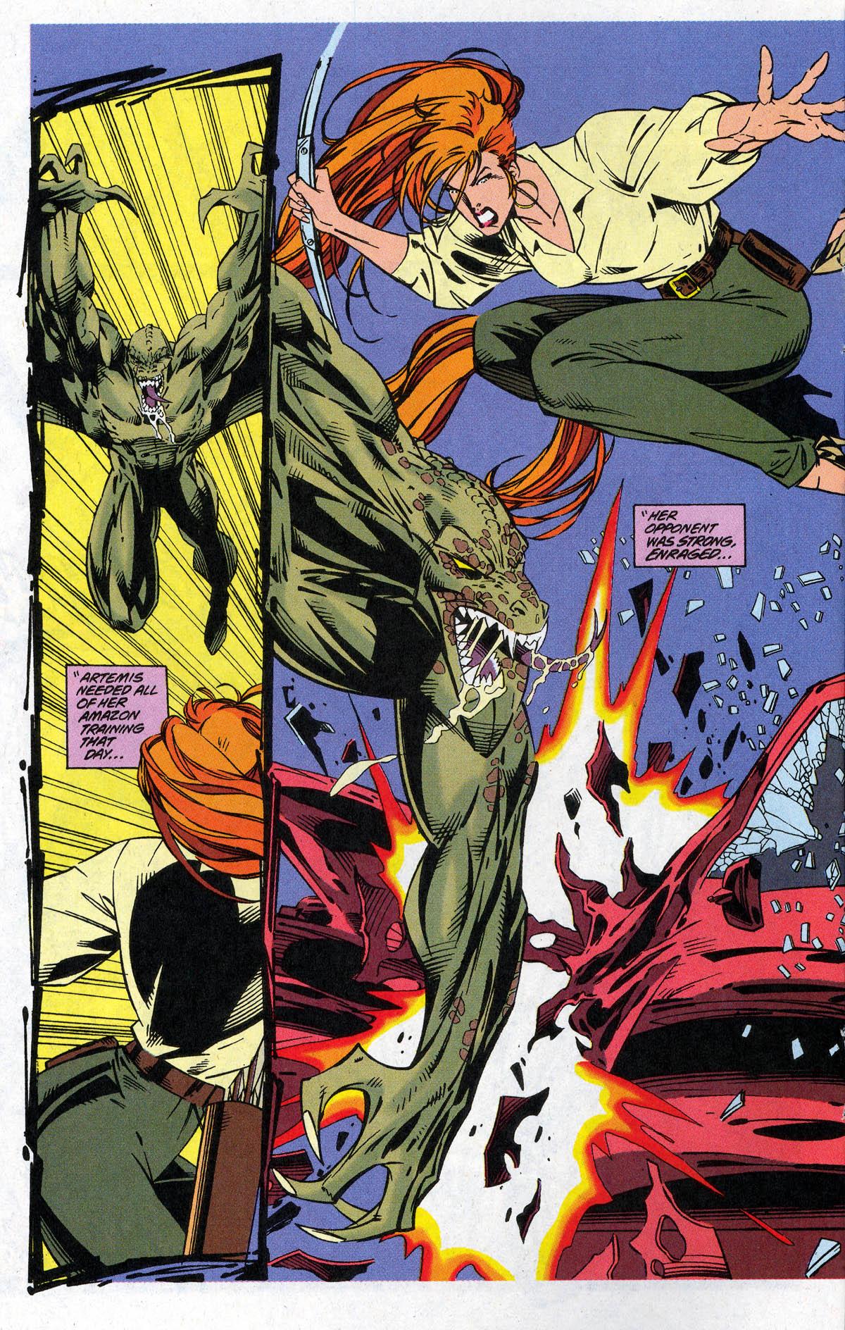 Read online Artemis: Requiem comic -  Issue #4 - 10