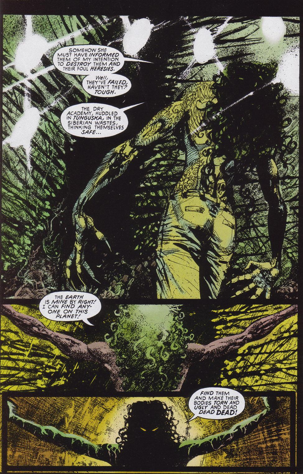 Read online Druid comic -  Issue #4 - 17