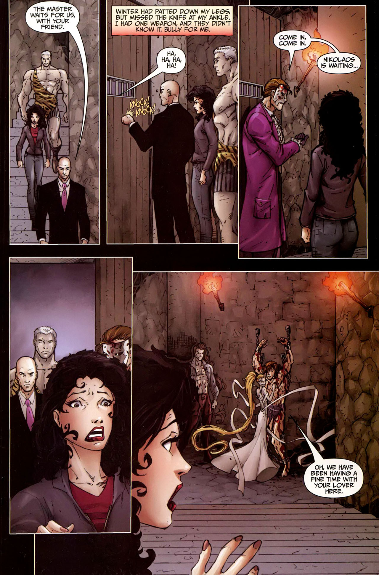 Read online Anita Blake, Vampire Hunter: Guilty Pleasures comic -  Issue #9 - 15