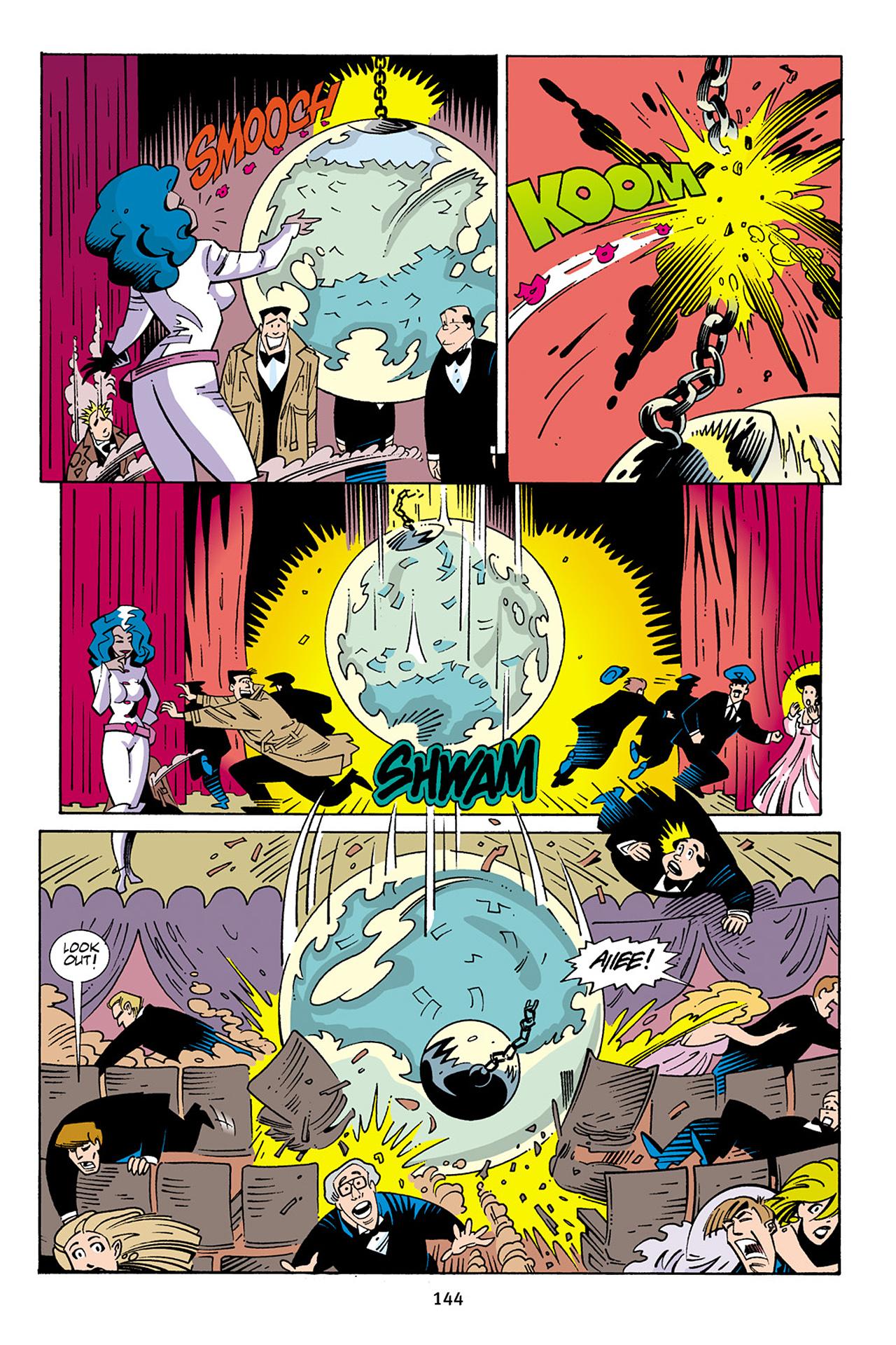 Read online Adventures Of The Mask Omnibus comic -  Issue #Adventures Of The Mask Omnibus Full - 144