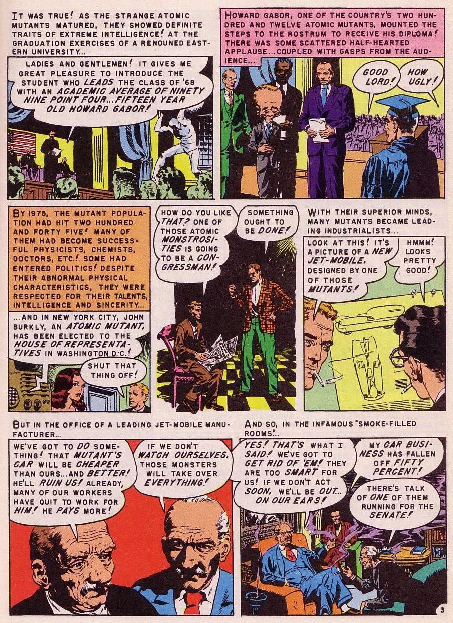 Weird Fantasy (1951) issue 10 - Page 20