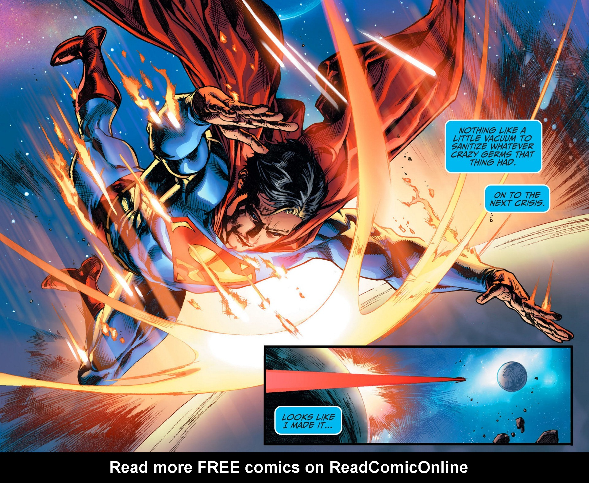 Read online Adventures of Superman [I] comic -  Issue #7 - 21