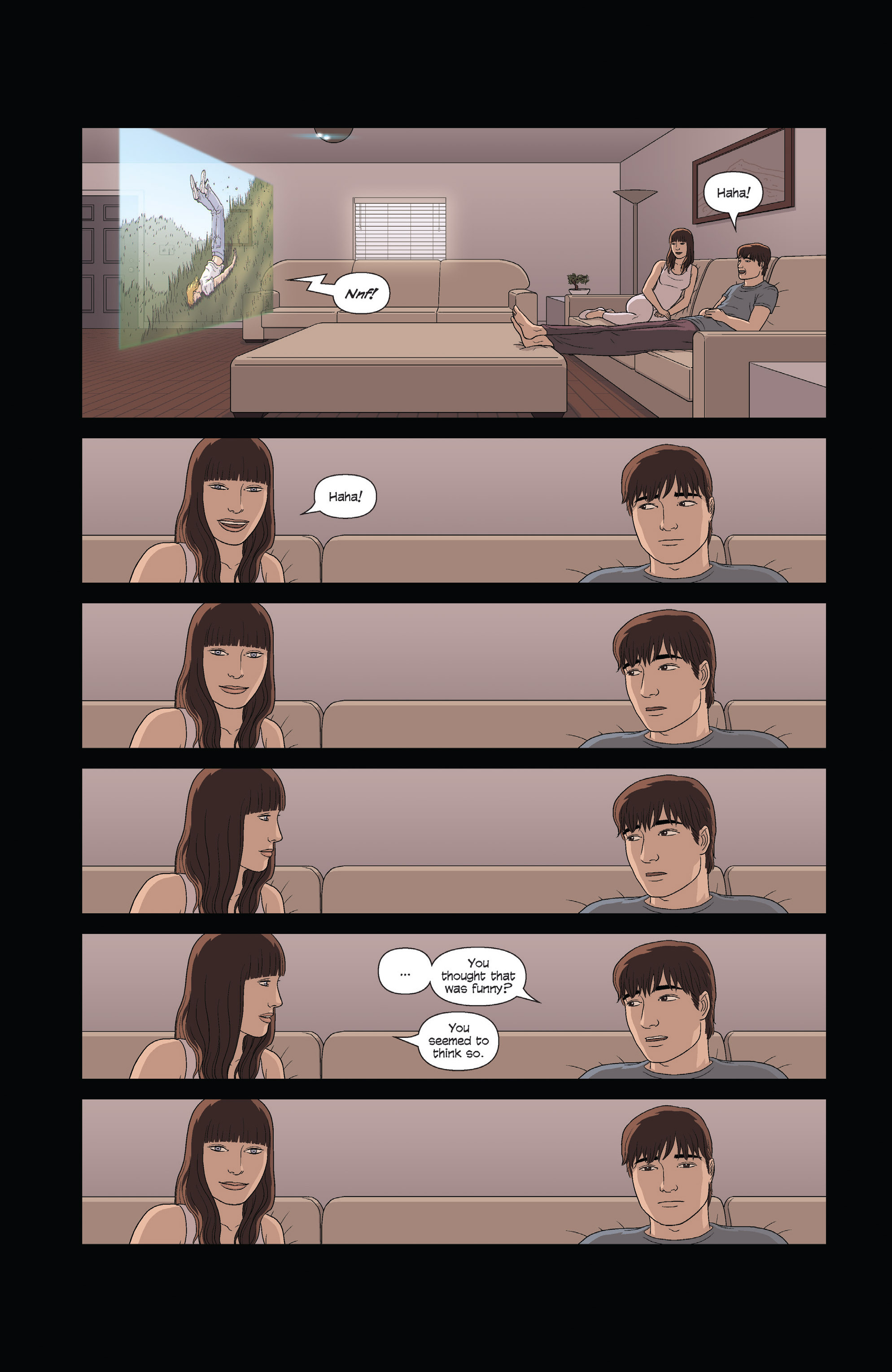 Read online Alex   Ada comic -  Issue #3 - 11