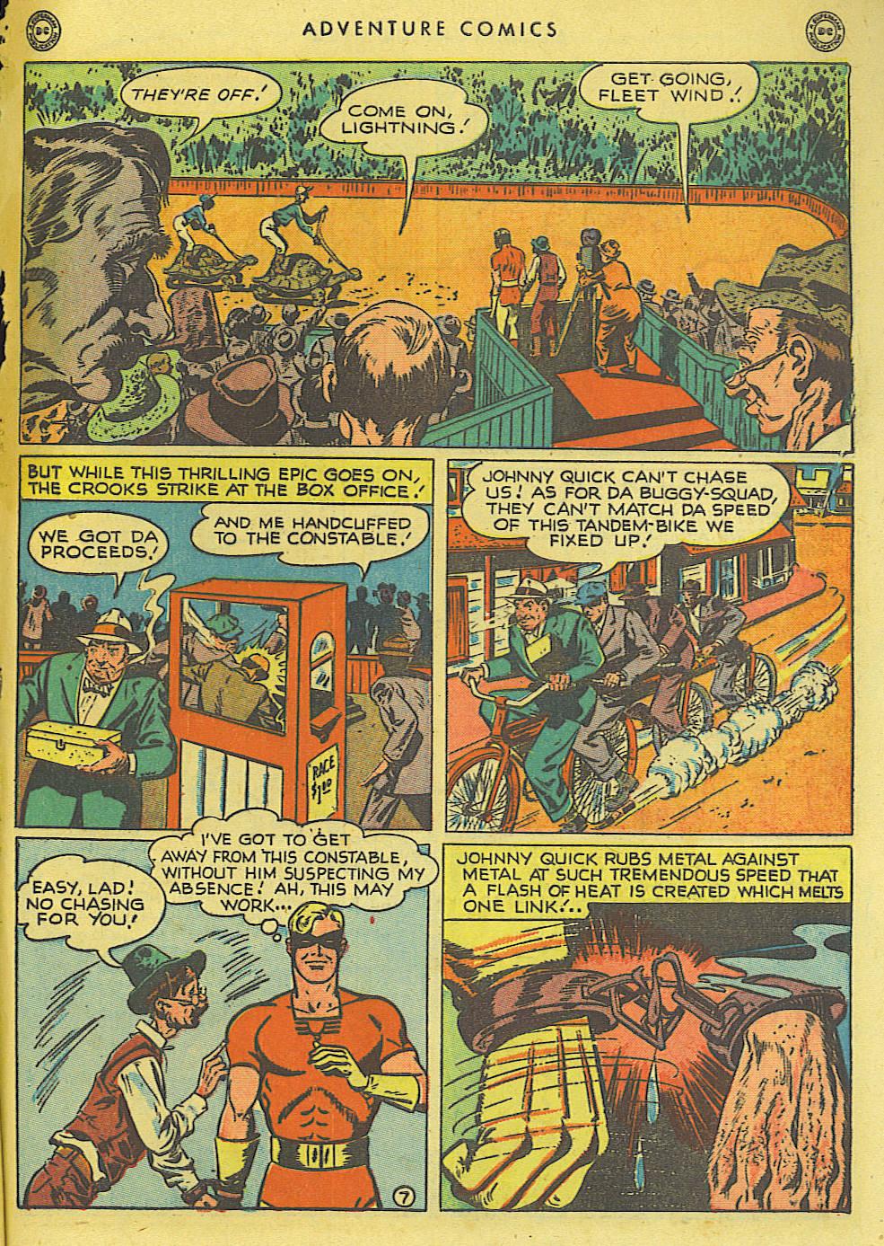 Read online Adventure Comics (1938) comic -  Issue #135 - 49