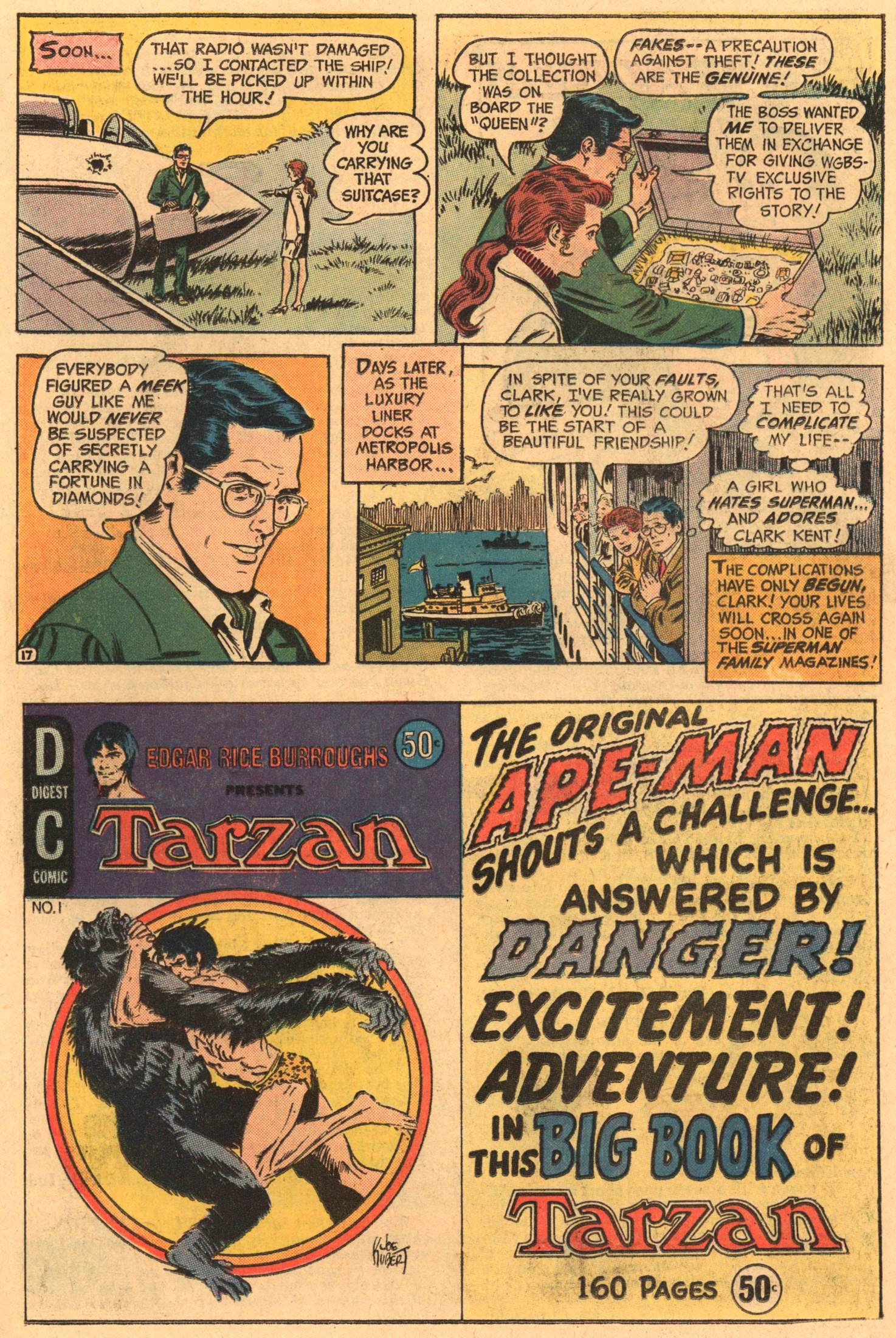 Read online Action Comics (1938) comic -  Issue #416 - 22