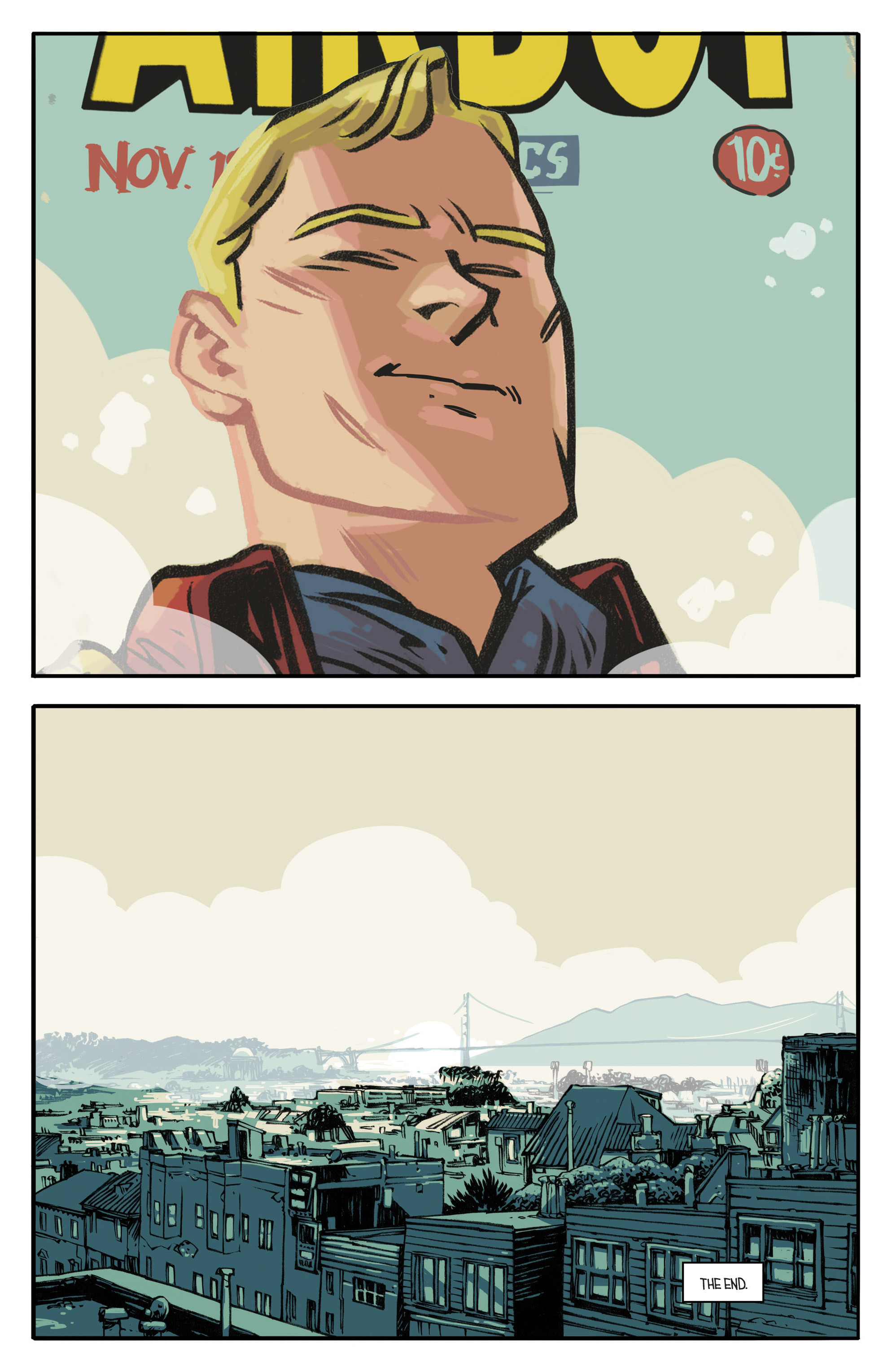Read online Airboy comic -  Issue #4 - 26