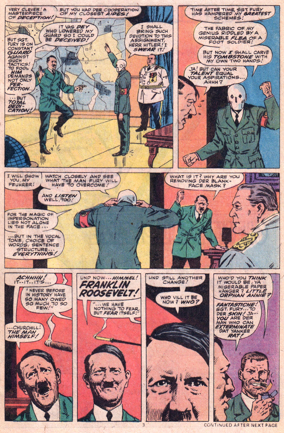 Read online Sgt. Fury comic -  Issue #153 - 5
