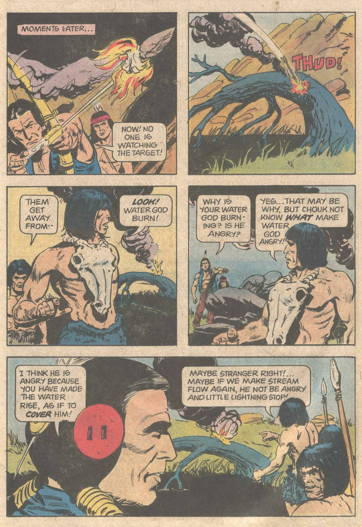 Read online Turok, Son of Stone comic -  Issue #117 - 13