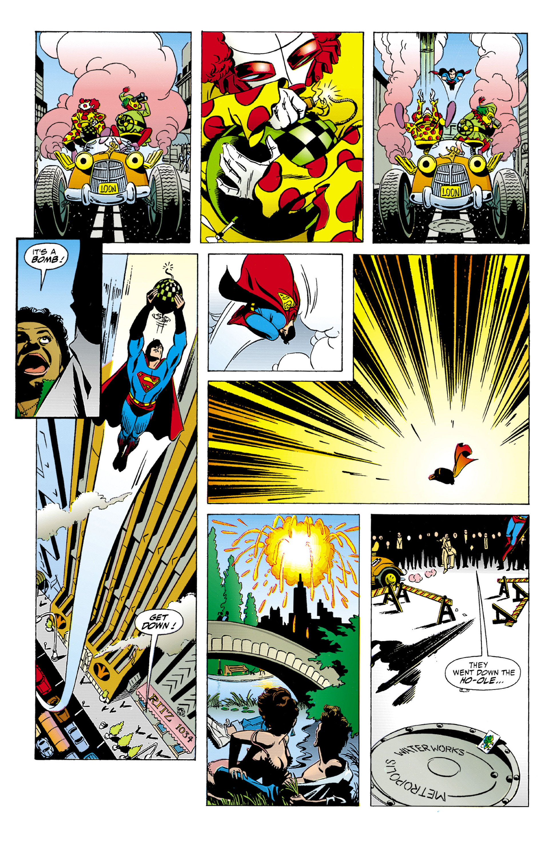 Read online World's Finest (1990) comic -  Issue #1 - 37