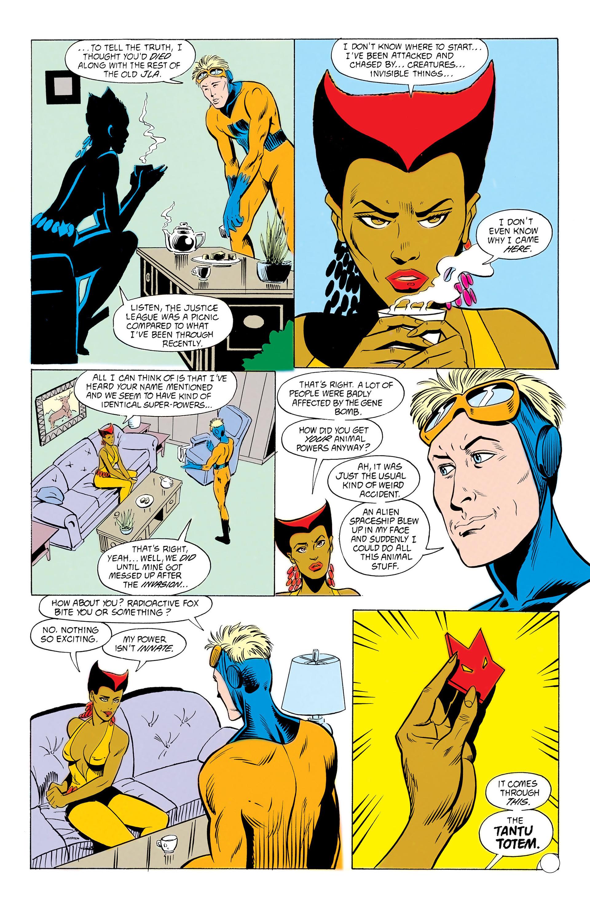 Read online Animal Man (1988) comic -  Issue #10 - 37
