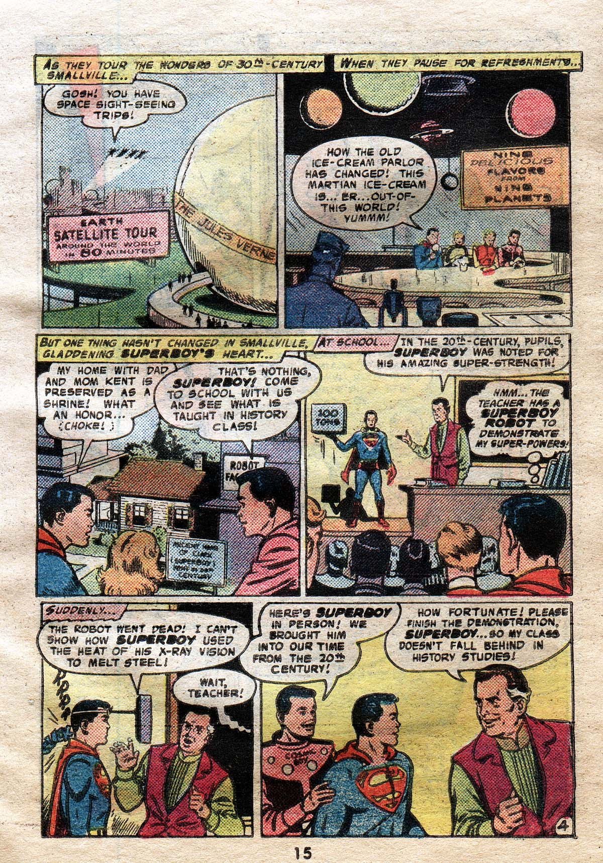 Read online Adventure Comics (1938) comic -  Issue #491 - 15
