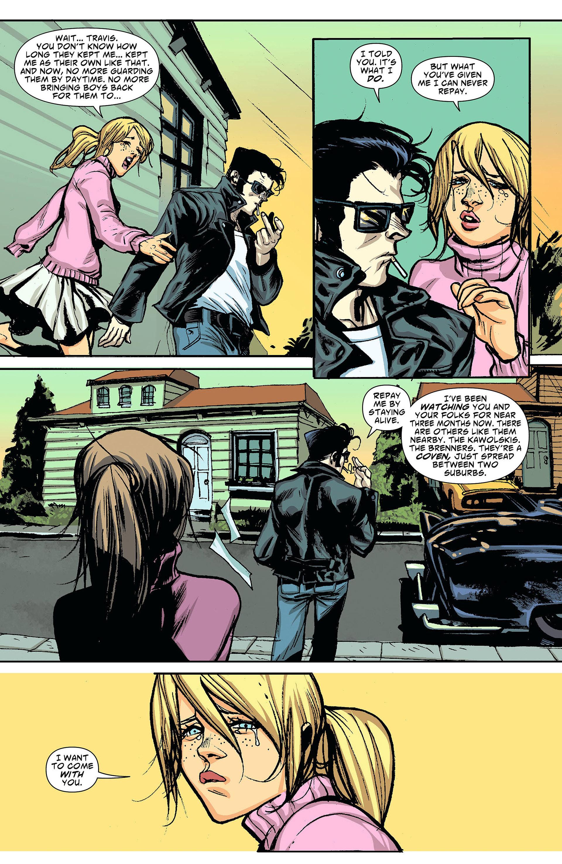 Read online American Vampire comic -  Issue #22 - 15