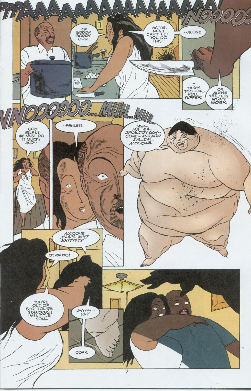 Read online Flinch comic -  Issue #6 - 16