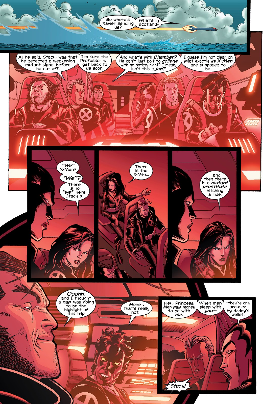 Read online X-Men: Unstoppable comic -  Issue # TPB (Part 1) - 12