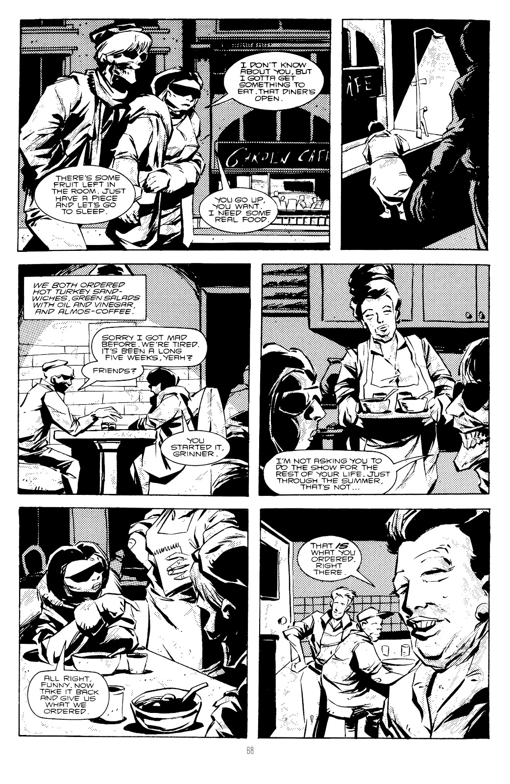 Read online Freaks' Amour comic -  Issue # TPB (Part 1) - 69