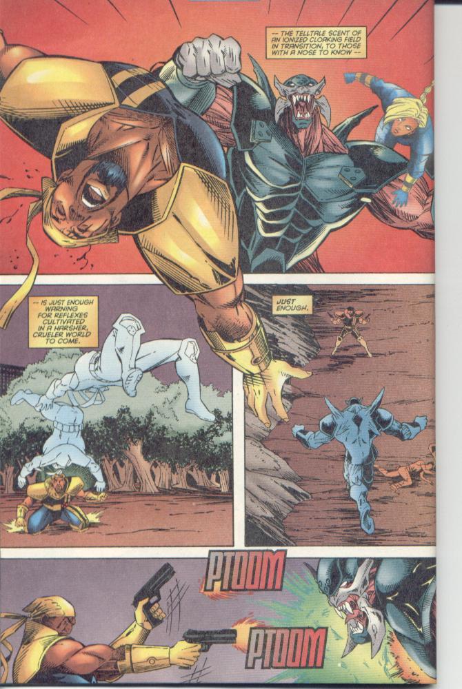 Read online Uncanny X-Men (1963) comic -  Issue # _Annual 1996 - 25
