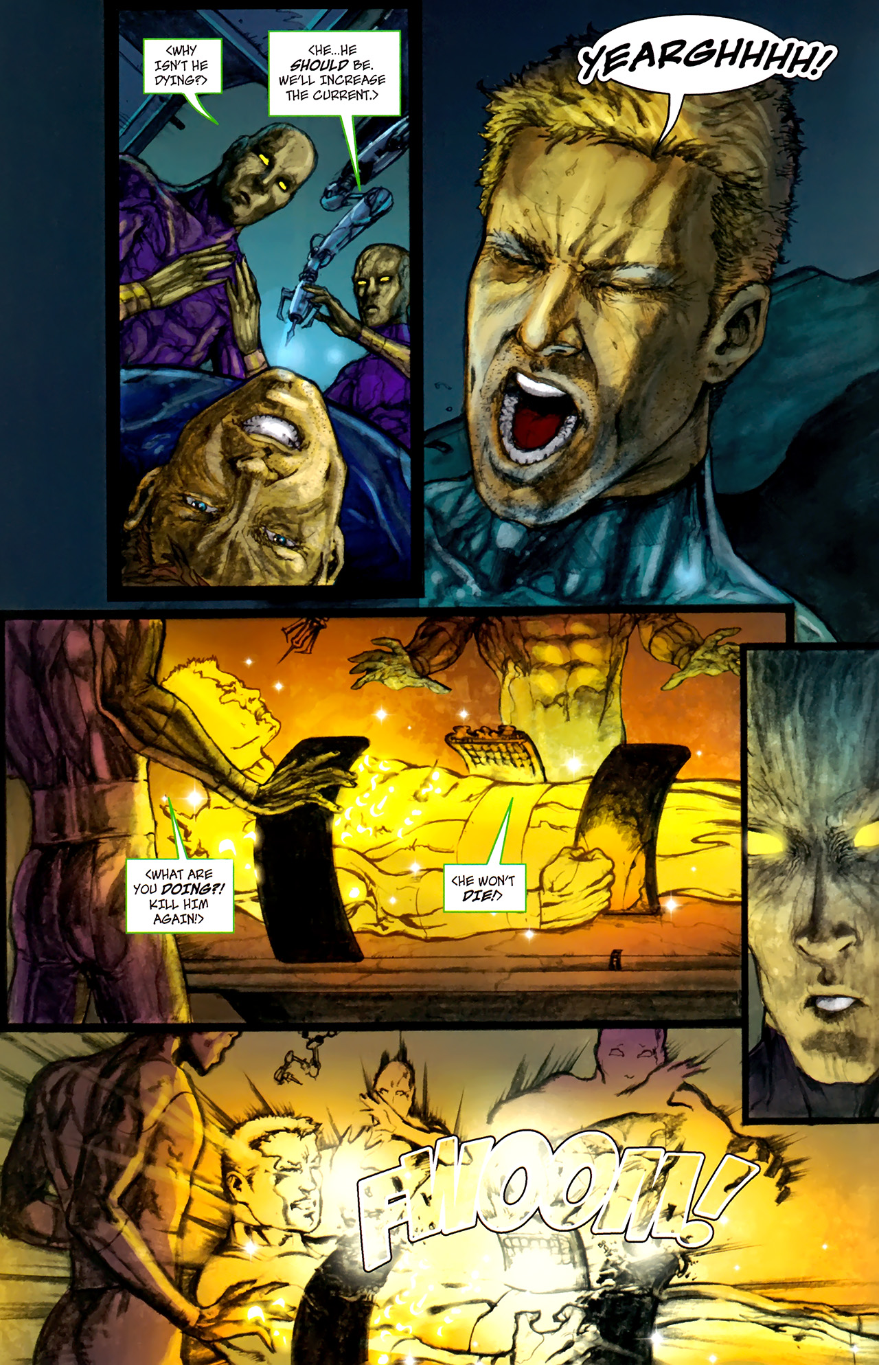 Read online Phoenix comic -  Issue #1 - 6