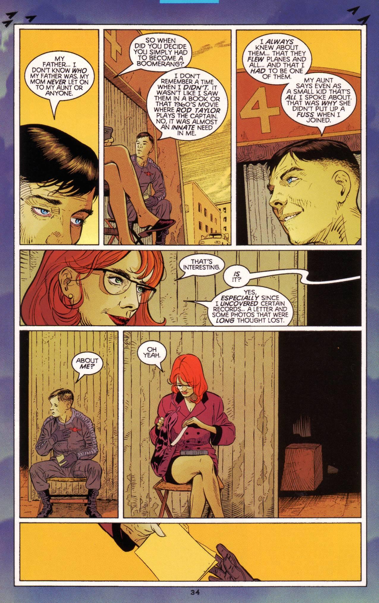 Read online Tangent Comics/ Green Lantern comic -  Issue # Full - 35