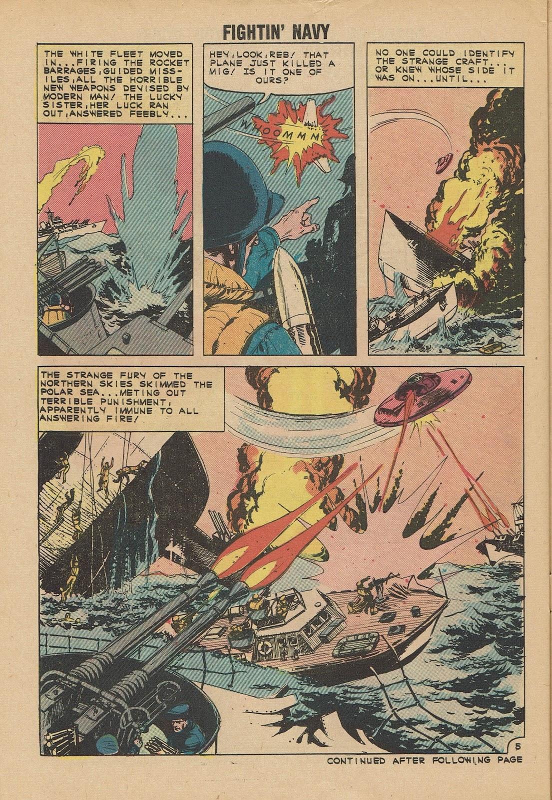 Read online Fightin' Navy comic -  Issue #101 - 30