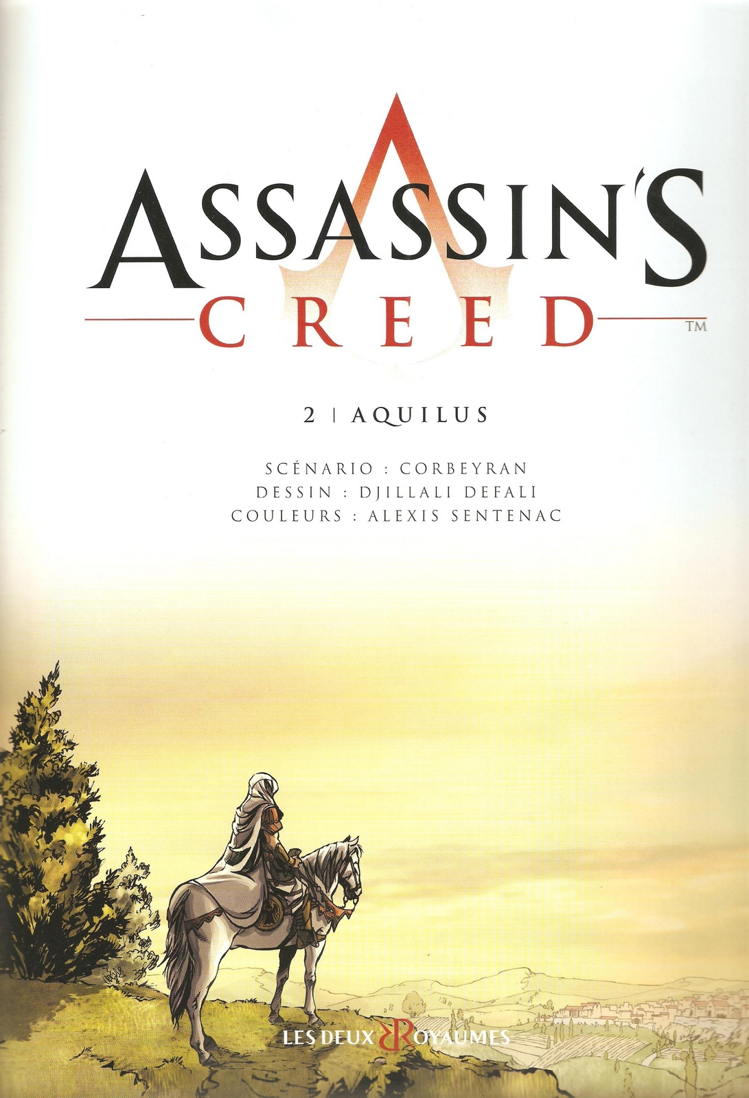 Read online Assassin's Creed (2009) comic -  Issue #2 - 2
