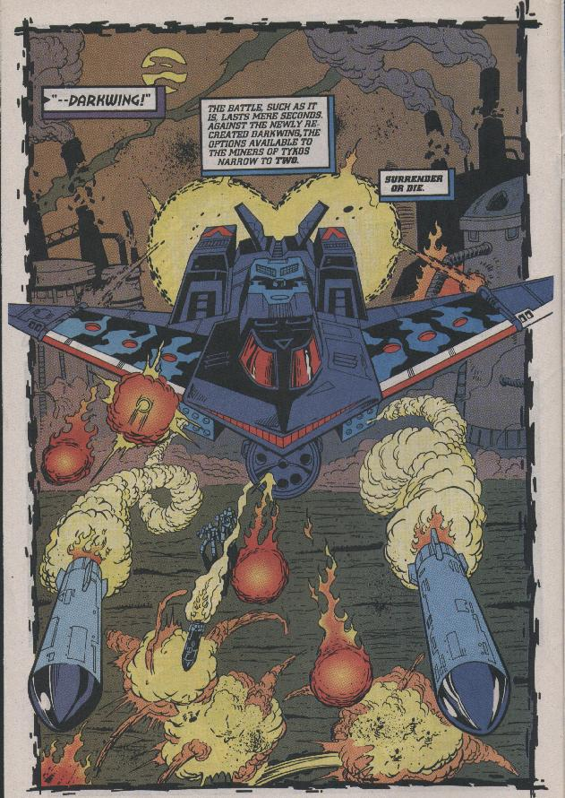 Read online Transformers: Generation 2 comic -  Issue #7 - 5