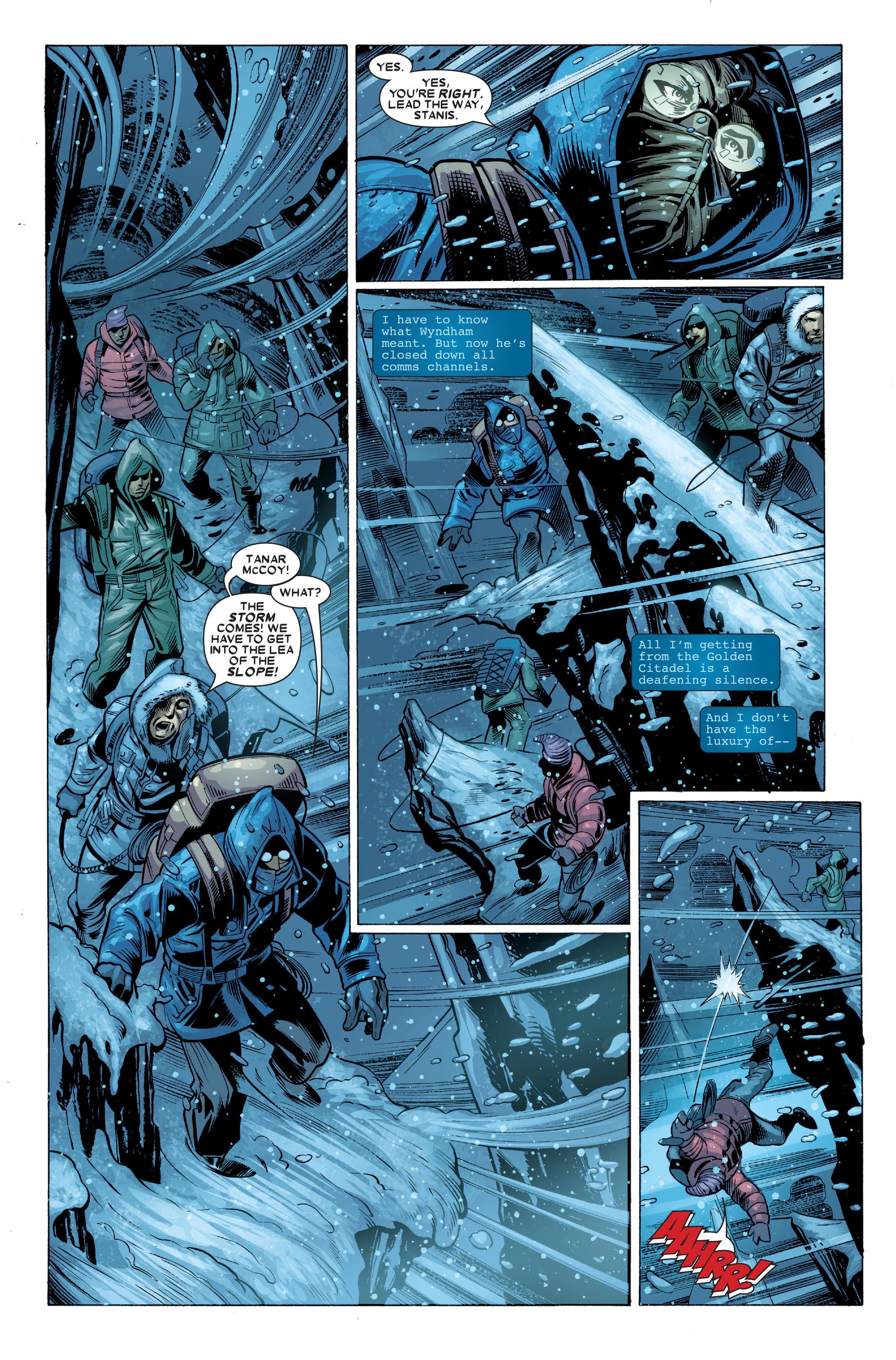 Read online Uncanny X-Men (1963) comic -  Issue #488 - 30