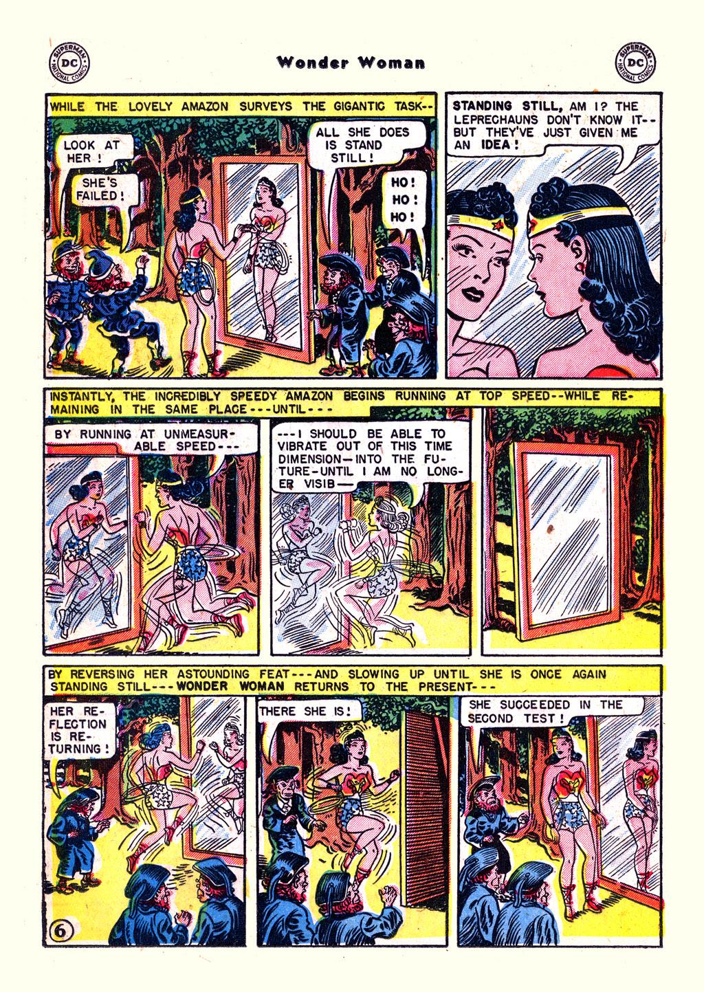 Read online Wonder Woman (1942) comic -  Issue #59 - 20